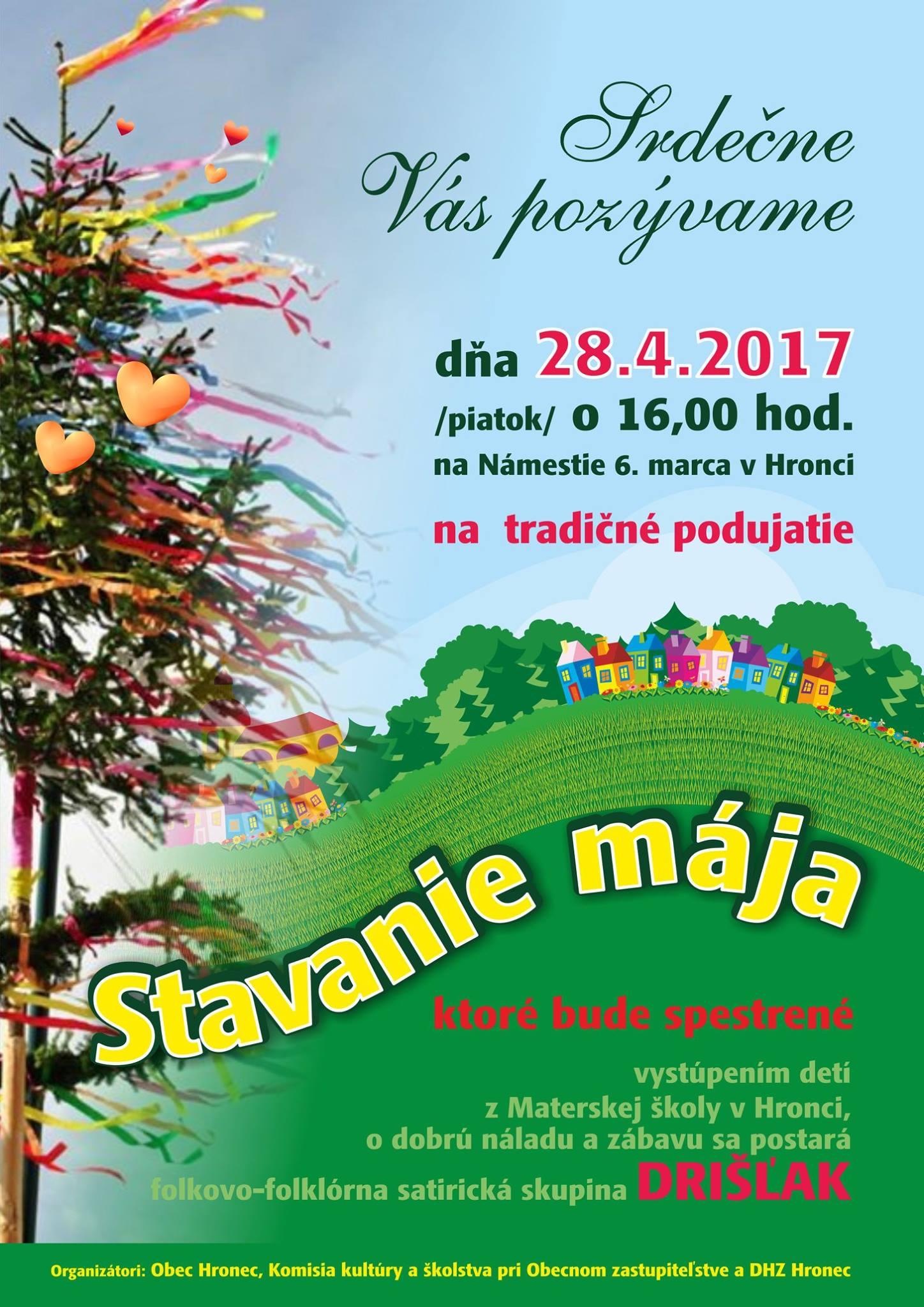STAVANIE MÁJA - Kam na Horehroní d3336307db6