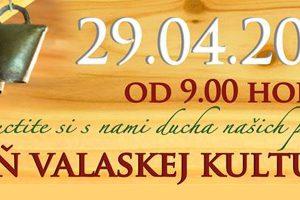 Sviatosť na počesť predkov. Čo vás čaká na dni valaskej kultúry na Pohanskom?