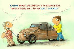 FOTO: Historické vozidlá opäť na Horehroní. Kedy a kde môžete Velorexy obdivovať?
