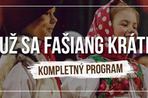 """Zabíjačka, bursovníci, tradície a folklór. Pozrite si lákadlá festivalu """"Už sa fašiang kráti…"""""""