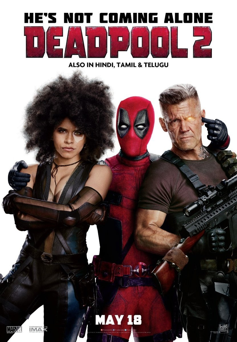 Most Epic Win Image Movies Releases 18th May 2018 Deadpool 2