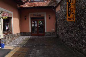 Jedáleň Bodega