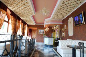 Kaviareň – Hotel Ďumbier