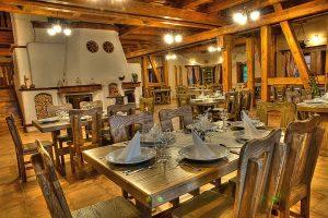 Reštaurácia – Kúria na Táloch