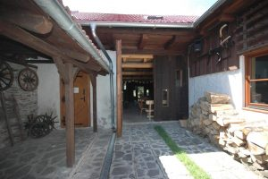 Gazdovský dvor – Stodola