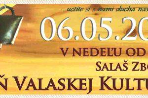 Deň valaskej kultúry a sviatok ovčiarsky