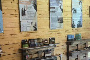 Nové infocentrum na Horehroní. Nájdete ho v obci Bystrá.