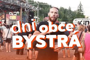 VIDEO: Ivan Tásler pokrstil nový amfiteáter v Bystrej a my sme boli pri tom