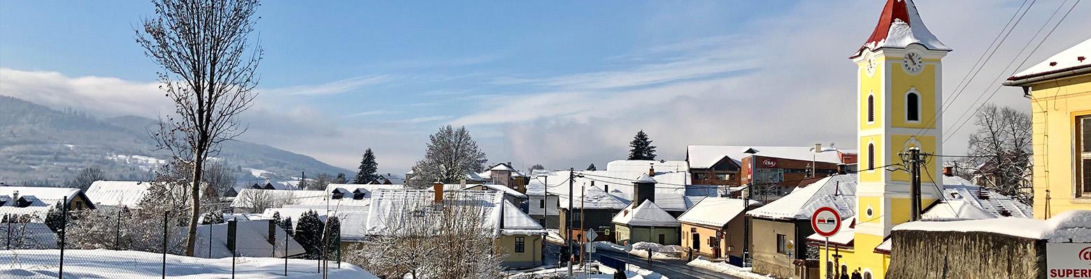 Fotoblog :-) Zimná Polomka