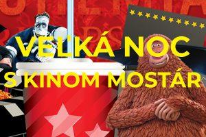 Veľká noc s kinom Mostár