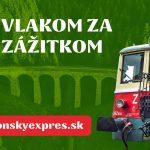 Horehronský expres – Vlakom k viaduktom