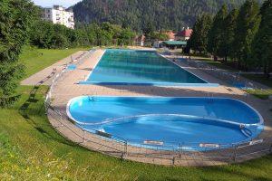 Letné kúpalisko Podbrezová