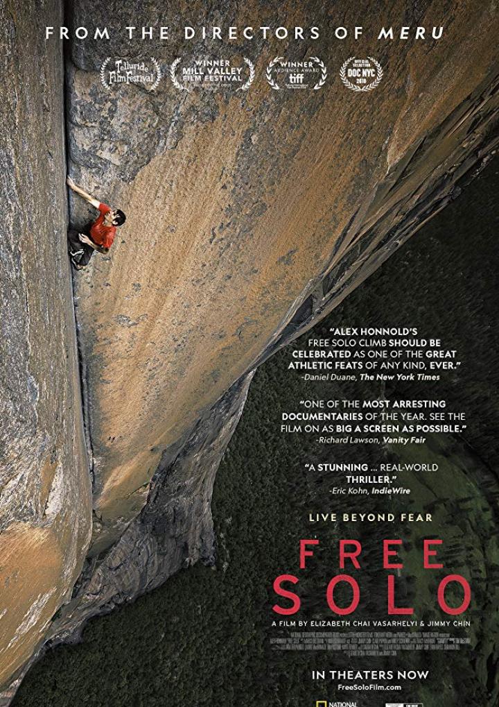 Kino Free Solo