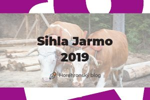 Sihla – Jarmo 2019