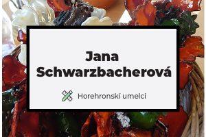Jana Schwarzbacherová: Každý obraz niečím dýcha