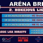 HK Brezno – HK 91 Senica