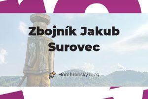 Zbojník Jakub Surovec