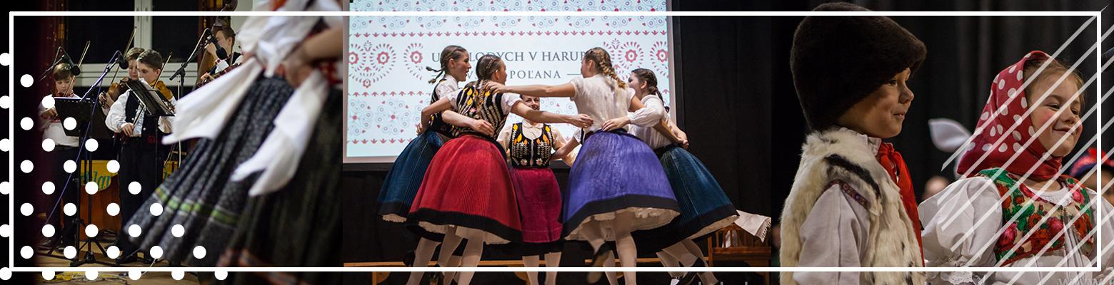 """25. ročník folklórneho festivalu """"Už sa fašiang kráti 2020"""""""