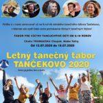Tančekovo 2020