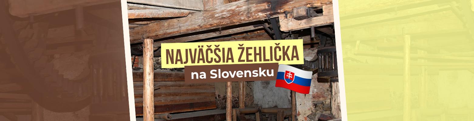 Najväčšia drevená žehlička na Slovensku. Vedeli ste, že sa nachádza priamo v Brezne?