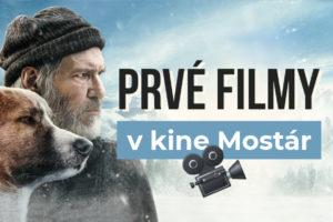 Kino mostár štartuje. Ktoré filmy si pozriete ako prvé?