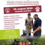 Remeselný deň na Čiernohroskej železnici