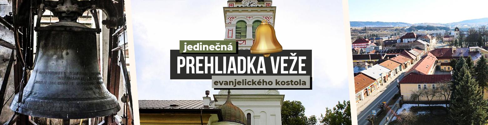 Jedinečná prehliadka v Brezne už onedlho. Najväčší zvon aj úchvatný výhľad.