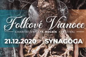Folkové Vianoce 2020 – charitatívna zbierka