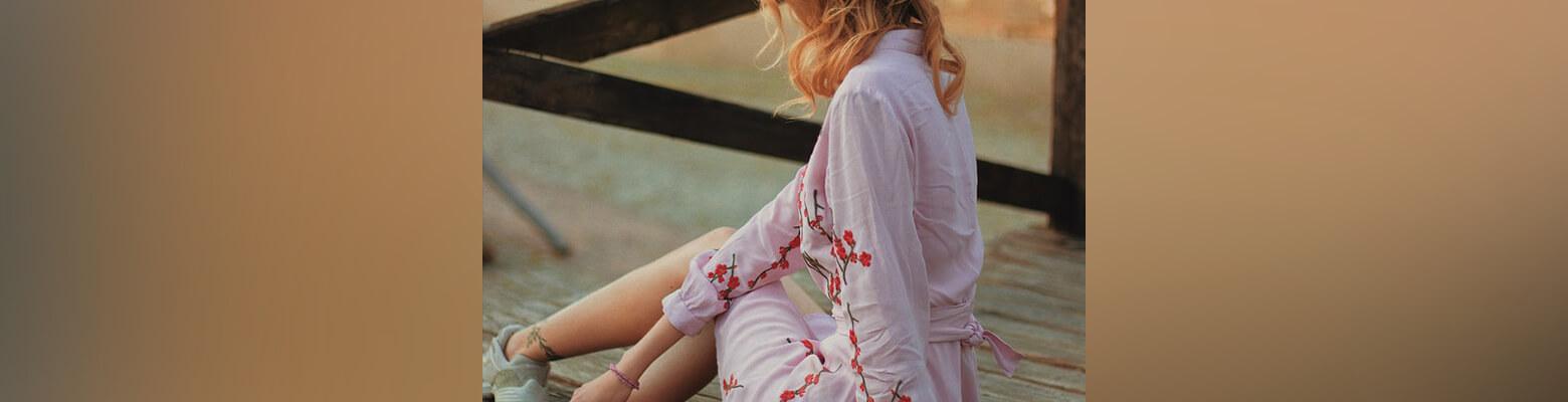 Ružové šaty – aký odtieň zvoliť?