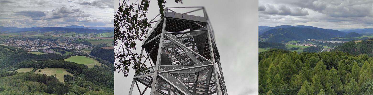 Vyhliadková veža- Horné Lazy